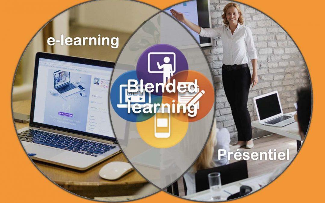 Blended learning, e-learning
